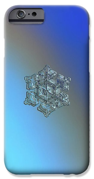 Real Snowflake - 05-feb-2018 - 5 IPhone 6 Case