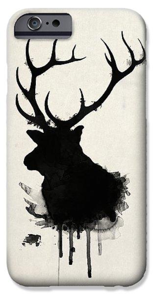 iPhone 6 Case - Elk by Nicklas Gustafsson