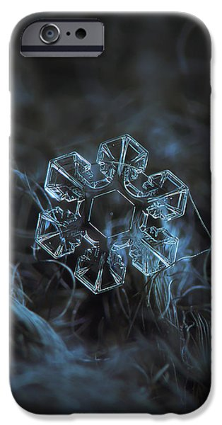 Snowflake Photo - The Core IPhone 6 Case