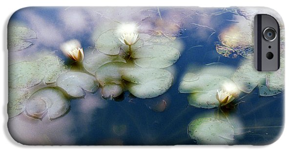 At Claude Monet's Water Garden 4 IPhone 6 Case by Dubi Roman