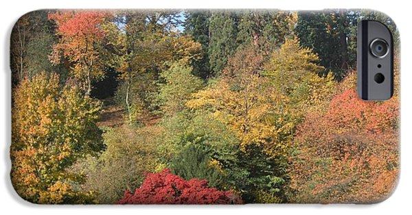 Autumn In Baden Baden IPhone 6 Case