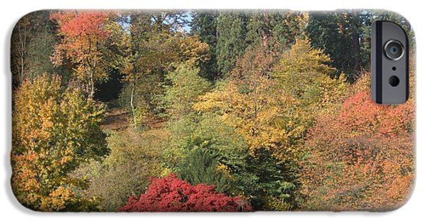 Autumn In Baden Baden IPhone 6 Case by Travel Pics