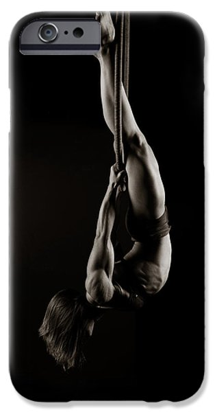 Power iPhone Cases - Balance of Power 11 iPhone Case by Monte Arnold