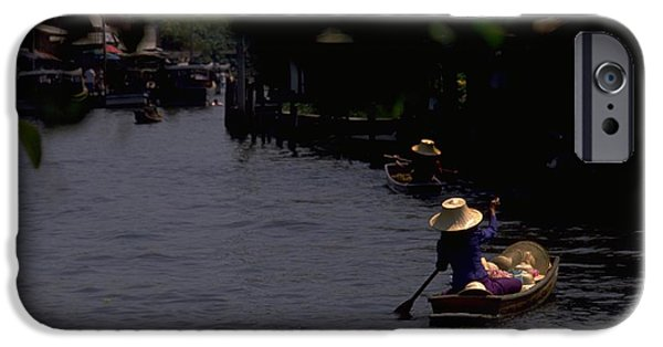 Bangkok Floating Market IPhone 6 Case