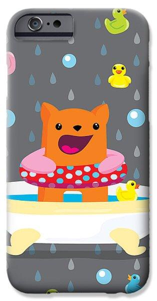Bath Time  IPhone 6 Case