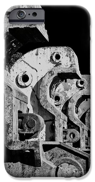 IPhone 6 Case featuring the photograph Beam Bender - Bw by Werner Padarin
