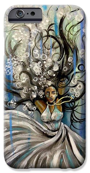 iPhone 6 Case - Beautiful Struggle by Artist RiA