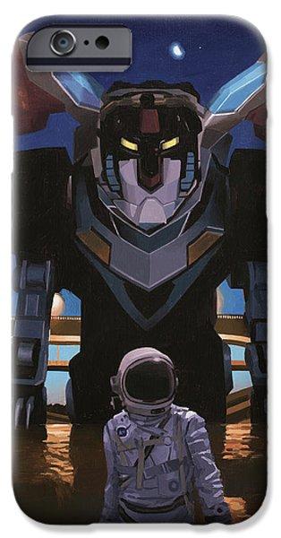 Black Lion IPhone 6 Case