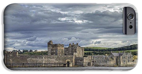 Blackness Castle IPhone 6 Case