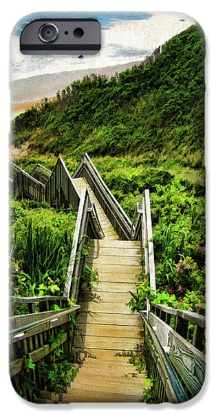Landscapes iPhone 6 Case - Block Island by Lourry Legarde