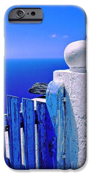 Blue Gate IPhone 6 Case