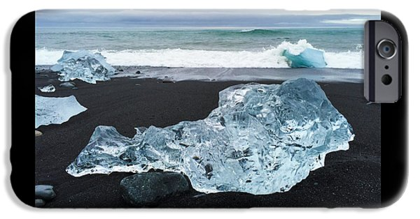 Blue Ice In Iceland Jokulsarlon IPhone 6 Case