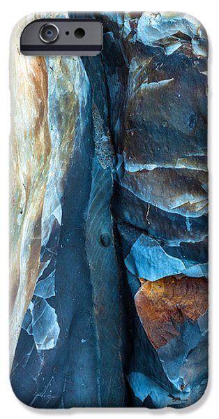 Landscapes iPhone 6 Case - blue Pattern 2 by Jonathan Nguyen