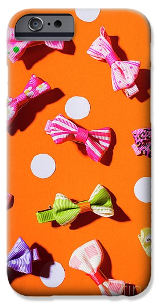 IPhone 6 Case featuring the photograph Bow Tie Party by Jorgo Photography - Wall Art Gallery