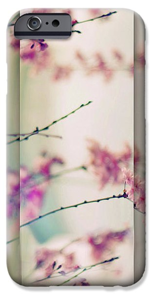 IPhone 6 Case featuring the photograph Breezy Blossom Panel by Jessica Jenney