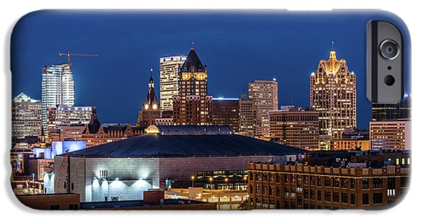 Brew City At Dusk IPhone 6 Case