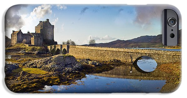 Bridge To Eilean Donan IPhone 6 Case by Gary Eason