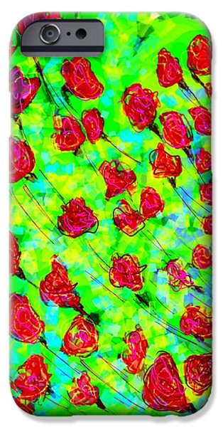 Bright IPhone 6 Case by Khushboo N