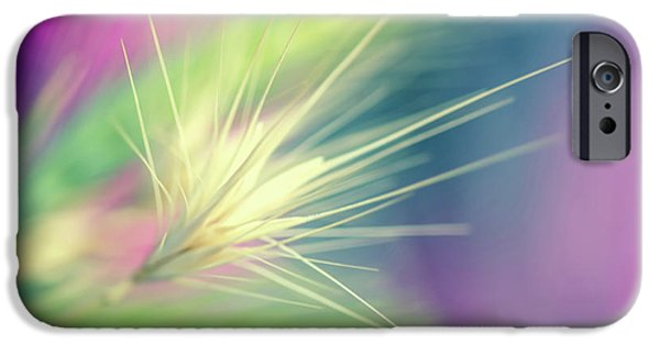 iPhone 6 Case - Bright Weed by Terry Davis