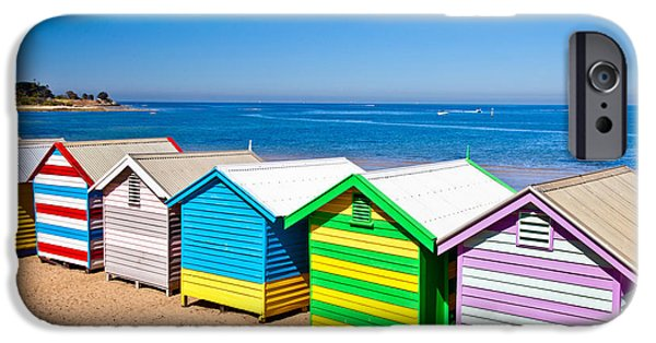 Beach huts iphone 6 cases for sale for Model beach huts