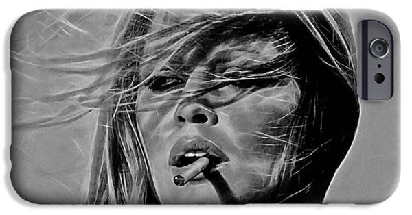 Brigitte Bardot Collection IPhone 6 Case