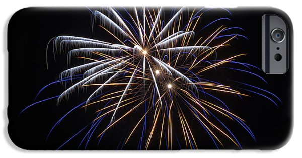 IPhone 6 Case featuring the photograph Burst Of Elegance by Bill Pevlor