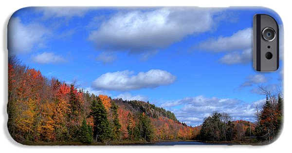 Calmness On Bald Mountain Pond IPhone 6 Case by David Patterson