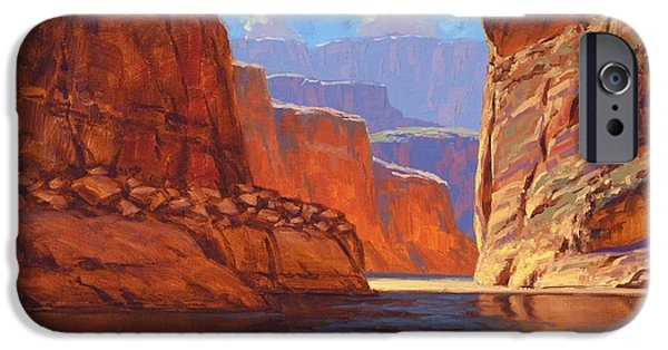 Grand Canyon iPhone 6 Case - Canyon Colors by Cody DeLong