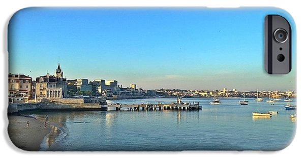 iPhone 6 Case - Cascais Marina by Onthe Runaway