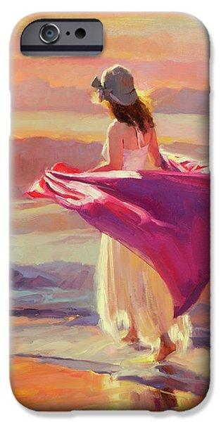 Water Ocean iPhone 6 Case - Catching The Breeze by Steve Henderson