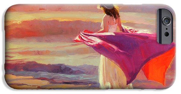 Pacific Ocean iPhone 6 Case - Catching The Breeze by Steve Henderson