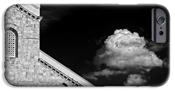 Cathedral And Cloud IPhone 6 Case by Silvia Ganora