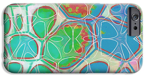 Cell Abstract 10 IPhone 6 Case