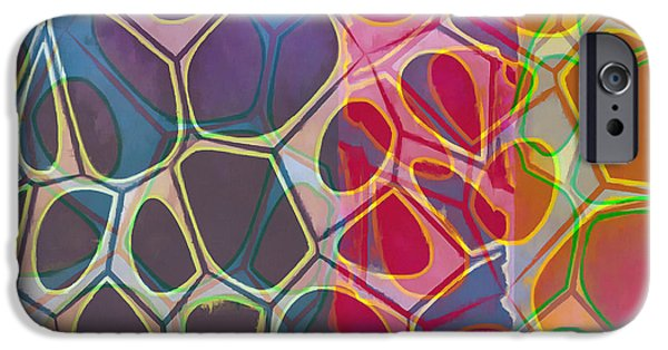 Cell Abstract 11 IPhone 6 Case