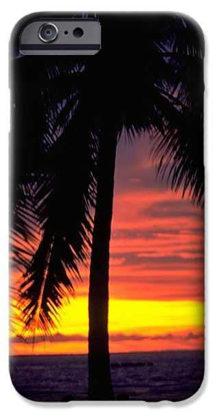 Champagne Sunset IPhone 6 Case by Travel Pics