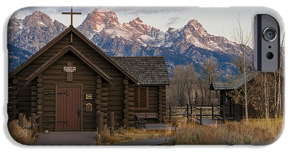 Chapel Of The Transfiguration - II IPhone 6 Case by Gary Lengyel