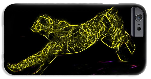 Cheetah Body Built For Speed IPhone 6 Case