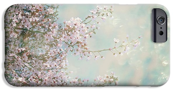 IPhone 6 Case featuring the photograph Cherry Blossom Dreams by Linda Lees