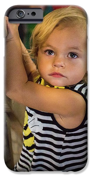 IPhone 6 Case featuring the photograph Child In The Light by Bill Pevlor