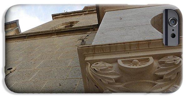 Detail iPhone 6 Case - Church Facade Detail by Vineta Marinovic