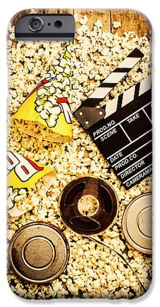 Cinema Of Entertainment IPhone 6 Case