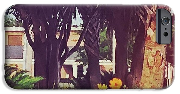 Orange iPhone 6 Case - Coastal Beauty #art #msgulfcoast by Joan McCool