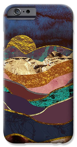 Landscapes iPhone 6 Case - Color Fields by Katherine Smit