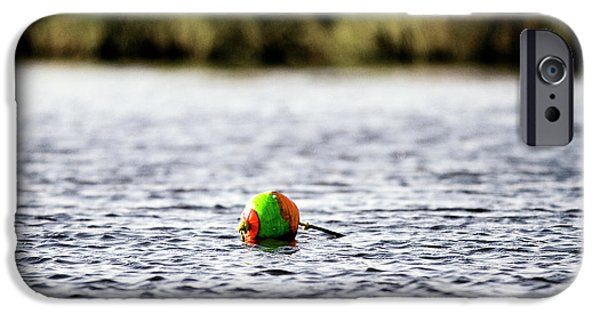 Bouys iPhone Cases - Colorful Bouy iPhone Case by Scott Pellegrin