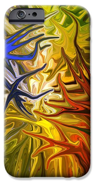 Recently Sold -  - Connection iPhone Cases - Connect iPhone Case by Chris Butler