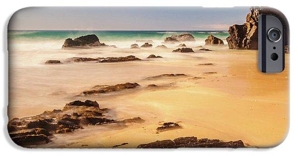 Corunna Point Beach IPhone 6 Case by Werner Padarin