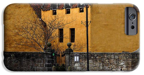 IPhone 6 Case featuring the photograph Culross by Jeremy Lavender Photography