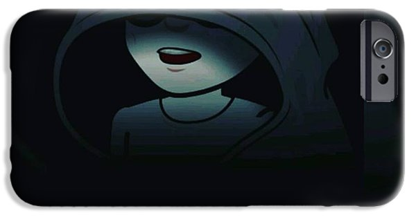 iPhone 6 Case - Darkness by Anant Prakash