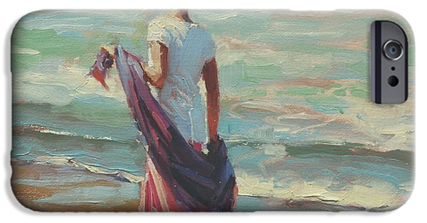 Pacific Ocean iPhone 6 Case - Daydreaming by Steve Henderson