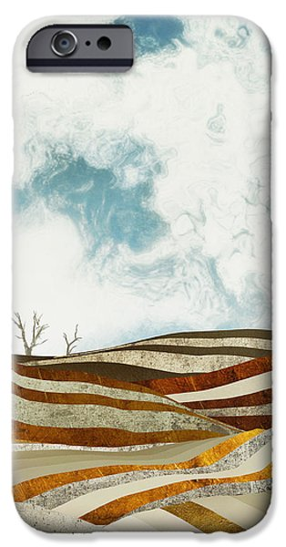 Landscapes iPhone 6 Case - Desert Calm by Spacefrog Designs